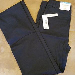 Dockers girl's uniform pants